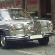 Mercedes 300 SEb