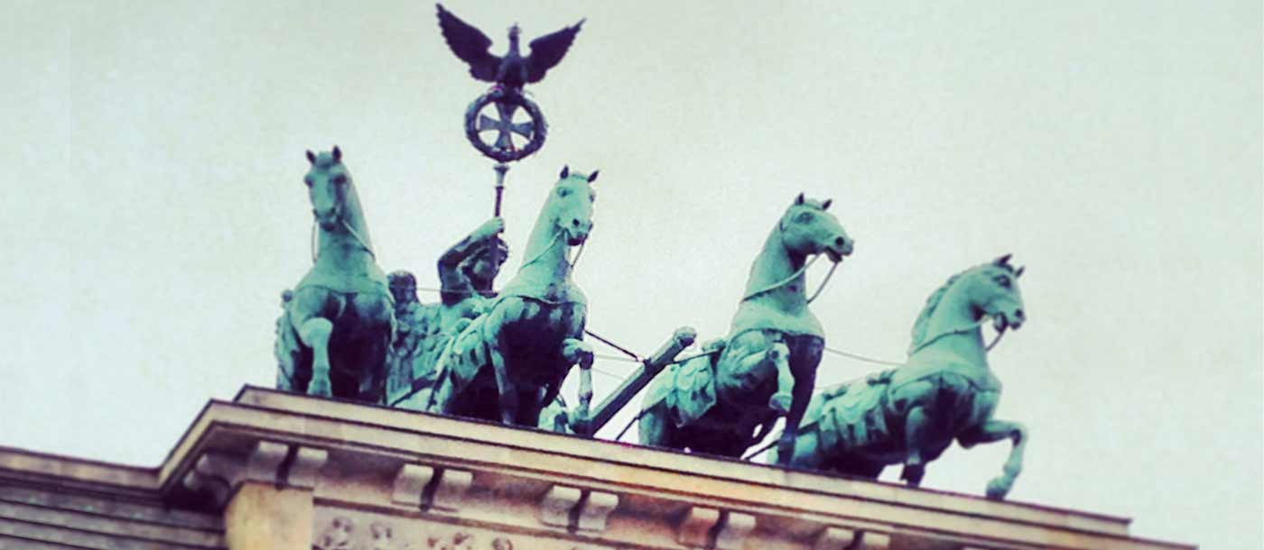 Quadriga Brandenburger Tor Berlin
