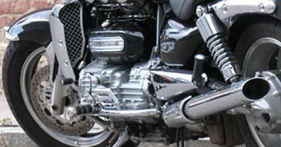 Motorrad Triumph Rocket III